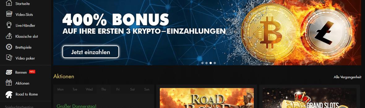Beste Online Casinos Mit Bonus