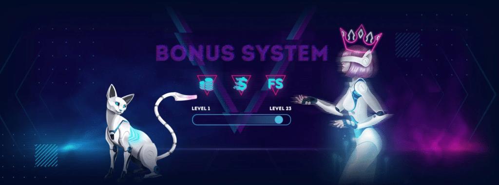 Bonus System Mr Bit Casino