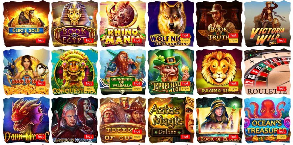 Spiele in Online Casino bezahlen mit handy