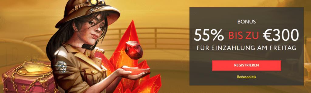 Online Casino Echtgeld Bonus Angebote